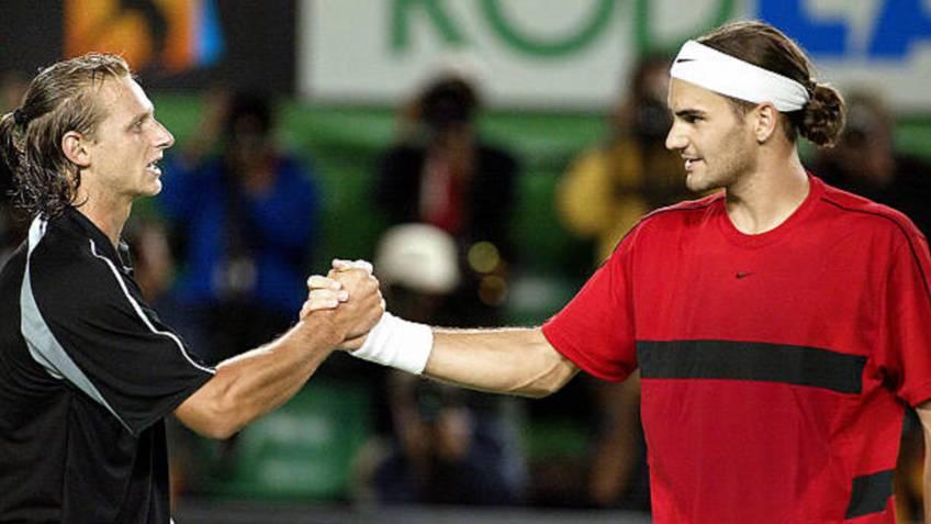 Singurul tenismen care i-a învins pe Federer, Djokovic şi Nadal la acelaşi turneu